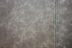 Rzemienny tekstury tło Obrazy Stock