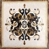 rzemiosła materialny patchworku kamień Obraz Royalty Free