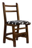 Rzemiosło krowy krzesło Obrazy Royalty Free