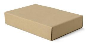rzemiosło pudełkowaty papier Zdjęcia Royalty Free