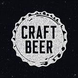 Rzemiosła piwo Zdjęcie Royalty Free