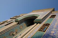 rzepu Dubai meczet obrazy stock