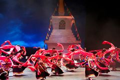 rzeszota tibetan Fotografia Royalty Free