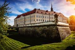 Rzeszow城堡 库存图片