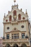 Rzeszow城镇厅,波兰 免版税库存图片