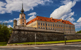 Rzeszow Castle stock photography