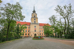 Rzeszow castle / Poland. View of the castle in Rzeszow / Poland Royalty Free Stock Images