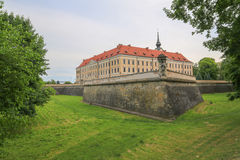 Rzeszow castle / Poland. View of the castle in Rzeszow / Poland Royalty Free Stock Image