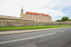 Rzeszow castle / Poland. View of the castle in Rzeszow / Poland Stock Photo