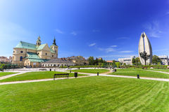 Rzeszow - The historic monument - Poland Royalty Free Stock Images