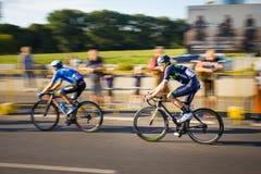 RZESZOW, POLÔNIA - 15 DE JULHO: Excursão de Pologne da raça de ciclismo, fase 4 Imagem de Stock