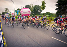 RZESZOW, POLAND - JULY 30: Cycling race Tour de Pologne, stage 3 Stock Image