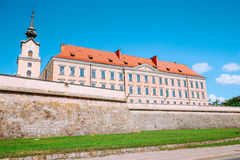 Rzeszow / View of the old castle Stock Photos