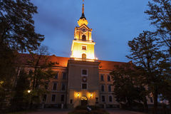 Rzeszowkasteel - Rzeszow, Polen Royalty-vrije Stock Foto
