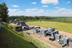 Rzhevka Stock Photo
