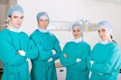Ärzteteam Lizenzfreie Stockbilder