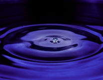 rzuć wody obraz royalty free
