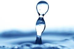 rzuć wody obraz stock