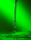 rzuć wody zdjęcia royalty free