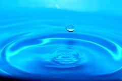 rzuć wody Obrazy Royalty Free