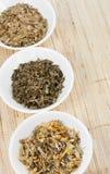 rzucać kulą biały ziołowe target2657_0_ natual małe herbaty Obrazy Stock