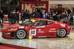 rzuca wyzwanie Ferrari Obraz Stock