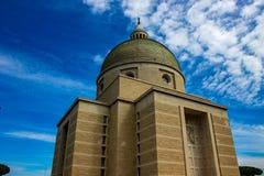 Rzym, basillica St Peter Eur i Paul obrazy royalty free