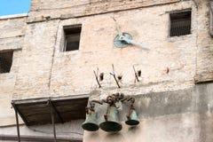 Rzym, Castel święty Angelo -, Włochy obrazy stock