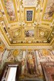 Rzym, Castel święty Angelo -, Włochy fotografia royalty free