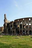 Rzym Colloseum Fotografia Royalty Free