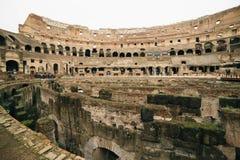 Rzym Colosseum Obrazy Stock