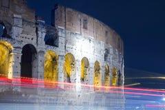 Rzym Colosseum Obrazy Royalty Free