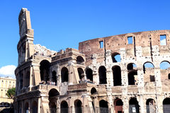 Rzym koloseum Fotografia Royalty Free