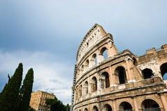Rzym koloseum Włochy Obrazy Royalty Free