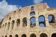 Rzym koloseum Włochy obraz royalty free