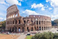 Rzym koloseum Włochy Obrazy Stock