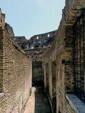 Rzym, Lazio, Włochy Lipiec 25, 2017: Wewnętrzni widoki rzymianin C Zdjęcie Stock