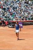 Rzym, międzynarodowy tenis 2014 Obrazy Royalty Free