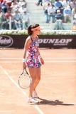 Rzym, międzynarodowy tenis 2014 Zdjęcie Stock