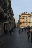 Rzym miastowa scena Zdjęcie Royalty Free