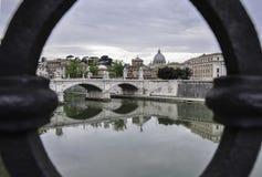 Rzym odbicia Zdjęcie Stock