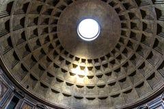 Rzym panteon Zdjęcie Stock