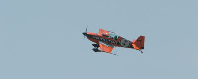 Rzym pokaz lotniczy 2014 Obrazy Royalty Free