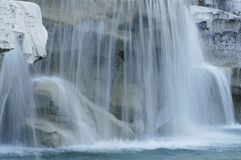 Rzym: Trevi fontanna Obraz Royalty Free