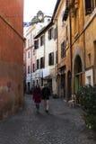 Rzym ulica Zdjęcia Stock