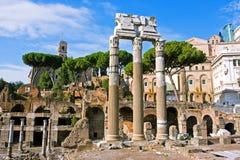 Rzym, Włochy obraz royalty free