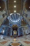 Rzym WŁOCHY, CZERWIEC, - 01: St Peter bazylika w Watykan, Rzym, Włochy na Czerwu 01, 2016 Fotografia Stock