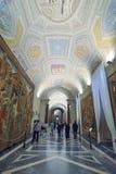 Rzym WŁOCHY, CZERWIEC, - 01: Watykański muzeum w Rzym, Włochy na Czerwu 01, 2016 Obraz Royalty Free
