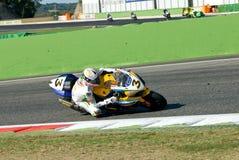 RZYM WŁOCHY, WRZESIEŃ, - 30 2007 Superbike mistrzostwo, Vallelu Fotografia Royalty Free