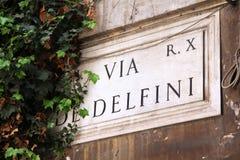 Rzym, Włochy Obraz Stock